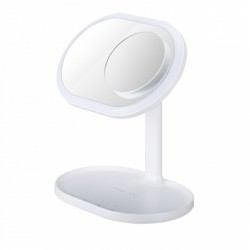 MOMAX Mirror with Wireless Charging and Bluetooth Speaker GY