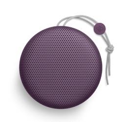 مكبر الصوت اللاسلكي المحمول اى١ بتقنية البلوتوث من بانغ آند أولفسن بلاي – بنفسجي