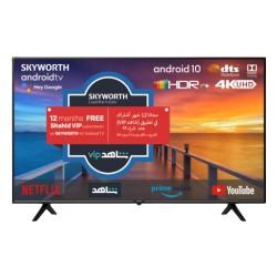 تلفزيون أندرويد 4 كي ال اي دي بحجم 50 بوصة من سكاي ورث (50SUC8300)
