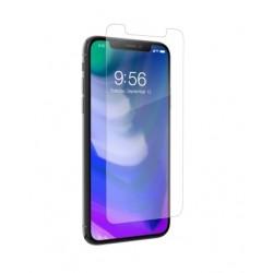 واقي الشاشة الشفاف لأيفون اكس من زاج