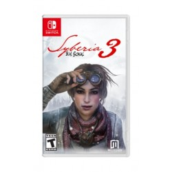 Syberia 3 - Nintendo Switch Game