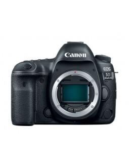 كاميرا كانون ٥ دي مارك ٤ الرقمية إس إل آر بدقة ٣٠,٤ ميجابكسل - ٤ كي - واي فاي - الهيكل فقط (EOS 5D Mark IV)