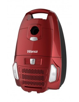 مكنسة كهربائية ونسا كانيستر ٢٤٠٠ واط (VCB50A14E-D) - أحمر