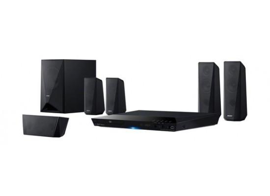 نظام مسرح منزلي ٥.١ قناة مع مشغل دي في دي من سوني - ١٠٠٠ واط (DAV DZ350)