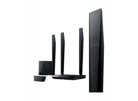 نظام المسرح المنزلي من سوني بتقنية البلوتوث وتشغيل أٌقراص دي في دي ٥,١ قناة بقوة ١٠٠٠ واط  – أسود (DAV-DZ950)