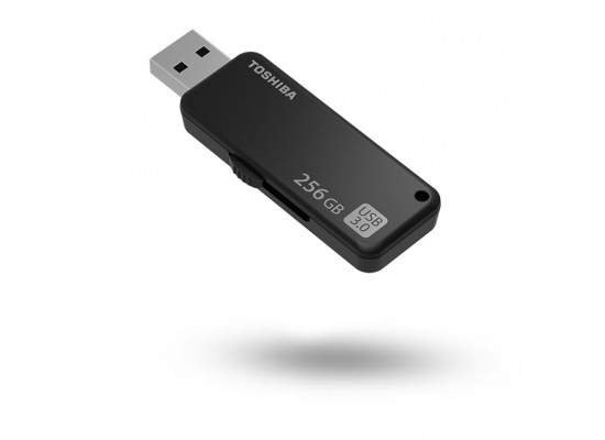 Toshiba Yamabiko 256GB 3.0 Flash Drive (U365W02560) - Black