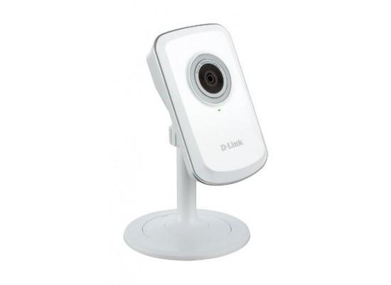 كاميرا المراقبة النهارية بتقنية واي - فاي من دي - لينك - أبيض - DCS-931L