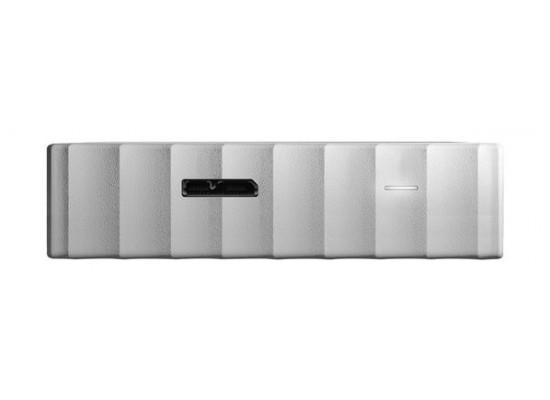 القرص الصلب الخارجي ماي باسبورت سعة ٢ تيرا بايت ومنفذ يو إس بي ٣,٠ من ويسترن ديجيتال - أبيض