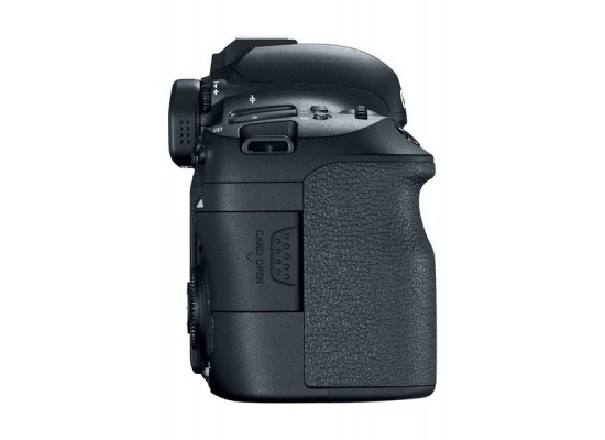 Canon EOS 6D Mark II Digital Camera (Body Only)