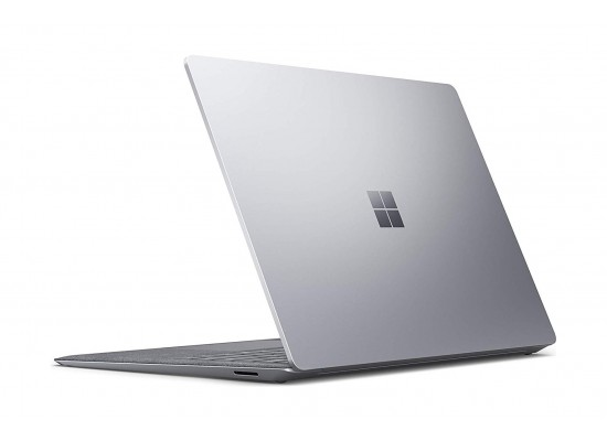 لابتوب ميكروسوفت سيرفيس لابتوب٣ - كور آي ٥ - رام ٨ جيجابايت - سعة ١٢٨ جيجابايت إس إس دي - ١٣,٥ بوصة - بلاتيني