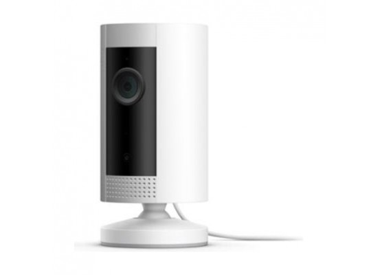 Ring Wired CCTV Camera 2020 (8SN1S9-WEU0) - White