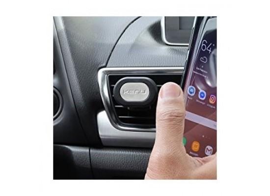 حامل هاتف كينو إير فريم في السيارة (AF5-KK-NA) - أسود