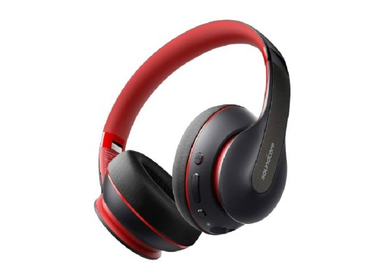 سماعات بلوتوث لاسلكية ساوندكور لايف كيو 10 من أنكر - (A3032H12) اسود