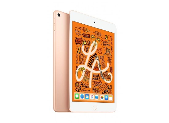 APPLE iPad Mini 5 7.9-inch 256GB Wi-Fi Only Tablet - Gold
