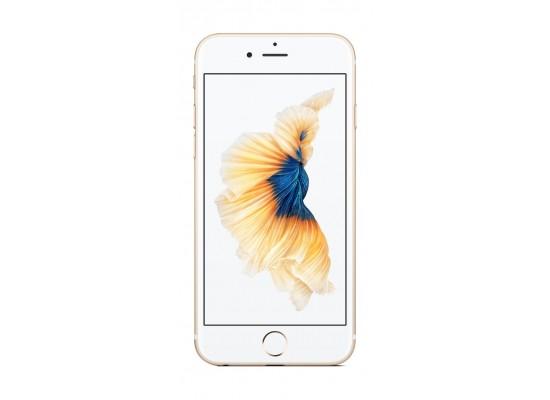 آي فون ٦ إس - ٣٢ جيجابايت - ١٢ ميجابكسل - ٤ جي إل تي إي - ٤.٧ بوصة - ذهبي