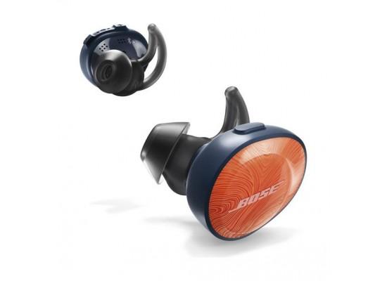 سماعة الأذن اللاسلكية ساوندسبورت فري من بوس - برتقالي
