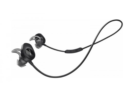 Bose SoundSport Wireless headphones – Black Side View