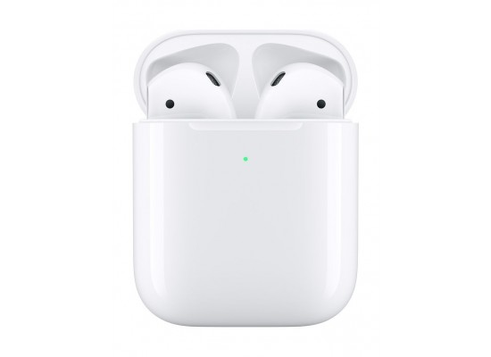 Apple Airpods 2 + Wireless Charger Case - MRXJ2 1