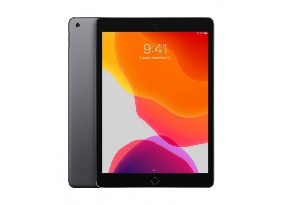 Apple iPad 7 10.2-inch 32GB Wi-Fi Only Tablet - Space Grey