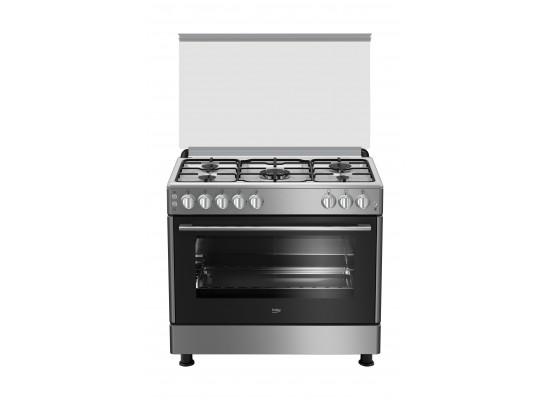 طباخ الغاز بيكو ٩٠×٦٠ - خمس شعلات (GG15120FX)