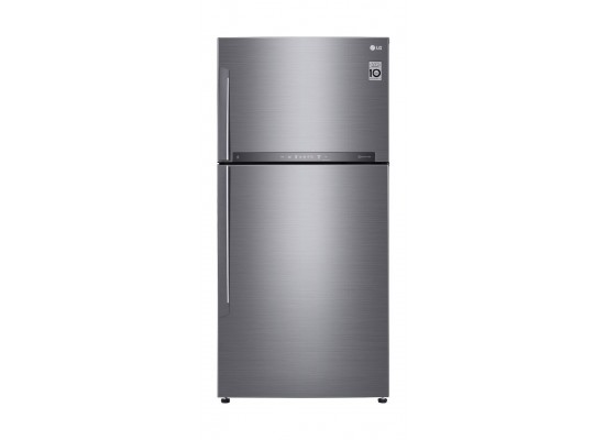 LG 20.9 Cu. Ft. Top Freezer Refrigerator - LT22CBBSLN a