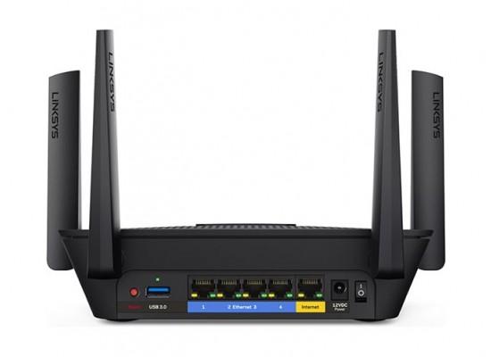 Linksys EA8300 Max-Stream AC2200 Tri-Band Wi-Fi Router (EA8300-ME)