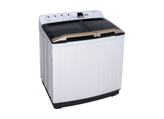Toshiba 12kg Twin Tub Washing Machine - VH-H130WBB
