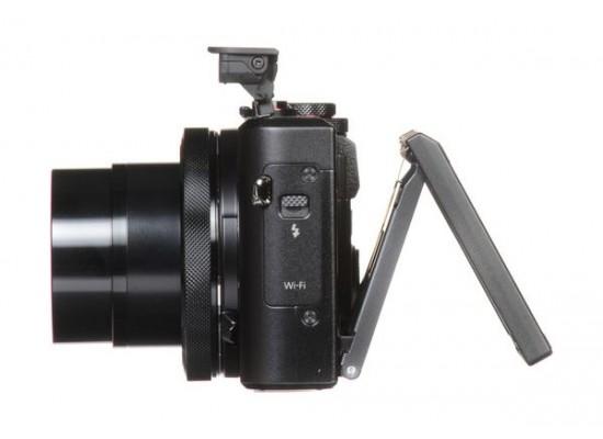 كاميرا كانون باور شوت جي ٧ إكس مارك ٢ الرقمية – مستشعر ٢٠,١ ميجابكسل – شاشة لمس ٣,٠ بوصة + بطاقة الذاكرة سانديسك إس دي من نوع إس إتش دي سي - ١٦ جيجابايت