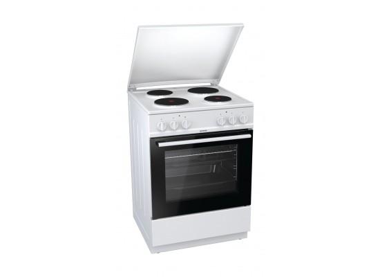 الطباخ الكهربائي أربع شعلات ٦٠ سم  من جورينجي - E6120WD