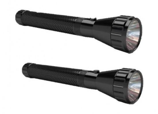 مجموعة من ٢ للمصباح اليدوي القابل لإعادة الشحن من ونسا (٢ اس سي + ٢ اي اي) - CL-5007A CL-5007B