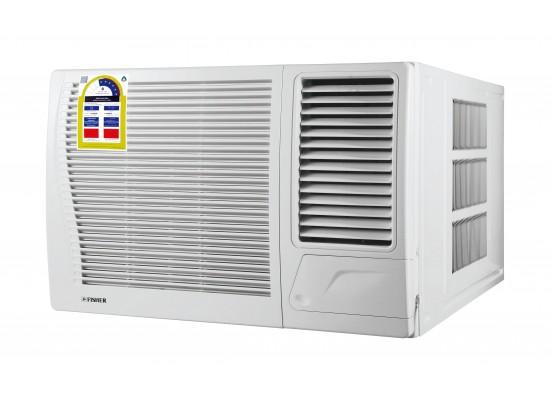 Fisher 18,200 BTU Cooling Operation Windمكيف شباك فيشر بقوة ١٨,٢٠٠ بي تي يو - نظام باردow AC