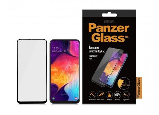 PanzerGlass Screen Protector For Samsung Galaxy A30/A50 - Black