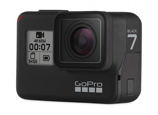 كاميرا جوبرو هيرو 7 - أسود