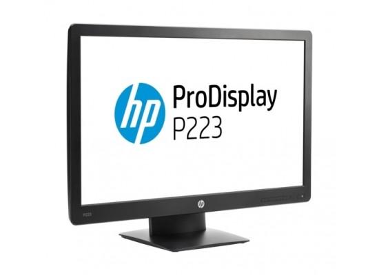 شاشة عرض إتش بي P223  بحجم ٢١,٥ بوصة - X7R61AS