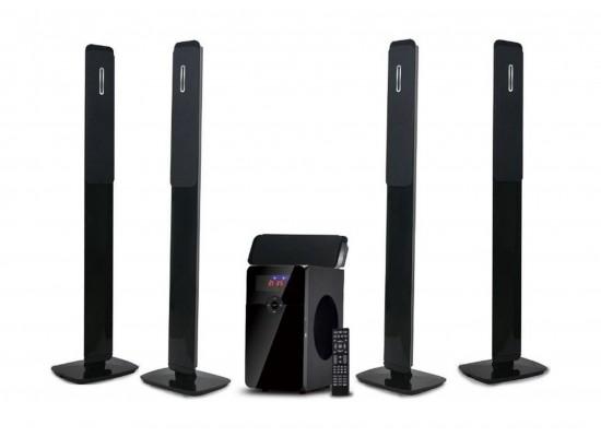 نظام مكبر الصوت المنزلي ٥,١ قناة من إمبيكس - (HT 5105)