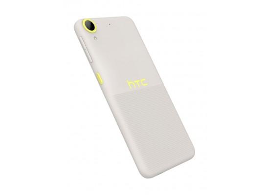 هاتف إتش تي سي ديزاير ٦٥٠ - ٣٢ جيجابايت - ١٣ ميجابكسل - ٥ بوصة - يدعم خطين - أبيض A37-DUGL)