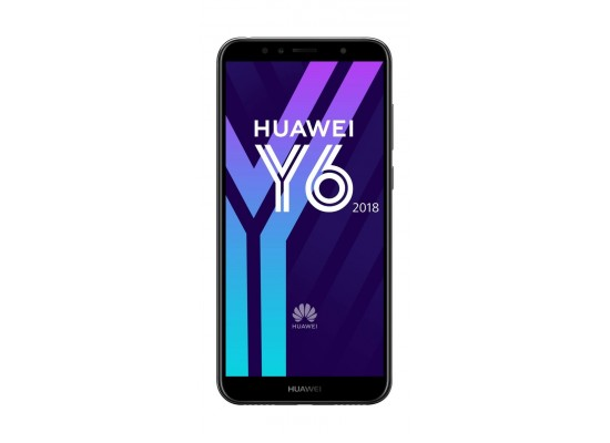 Huawei Y6 2018 16GB Phone - Black
