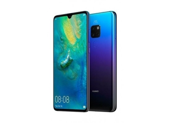 Huawei Mate 20 128GB Phone - Twilight 6