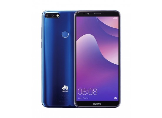 Huawei Y7 Prime 2018 32GB Phone - Blue