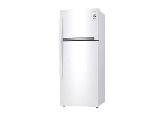 LG 15.5 Cu. Ft. Top Freezer Refrigerator - LT17HBHWLN