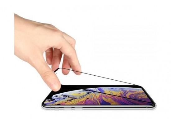 واقي الشاشة الزجاجي 3D لآيفون اكس اس