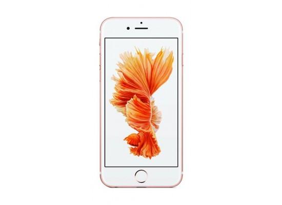 آي فون ٦ إس - ٣٢ جيجابايت - ١٢ ميجابكسل - ٤ جي إل تي إي - ٤.٧ بوصة - وردي مُذهّب