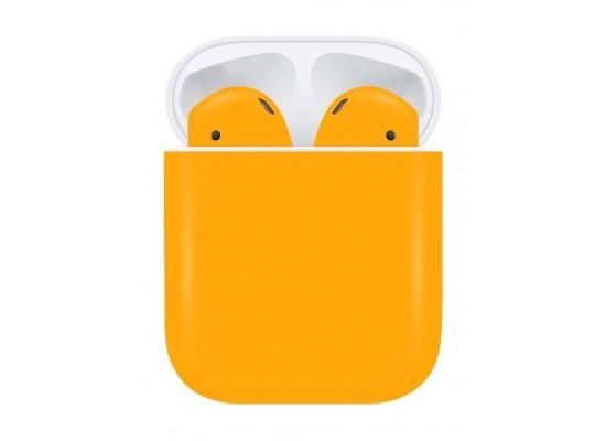 سماعة آبل أيربودز 2 من سويتش - أصفر