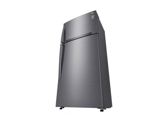LG 14.48 Cu. Ft. Top Freezer Refrigerator - LT15CBBSLN b