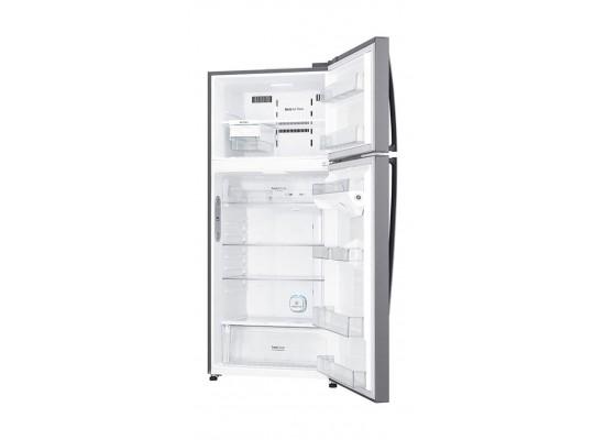 LG 14.48 Cu. Ft. Top Freezer Refrigerator - LT15CBBSLN c