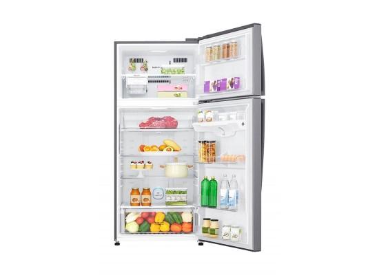 LG 14.48 Cu. Ft. Top Freezer Refrigerator - LT15CBBSLN d