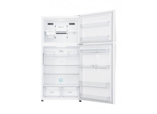 LG 16.77 Cu. Ft. Top Freezer Refrigerator - LT18CBBWLN d