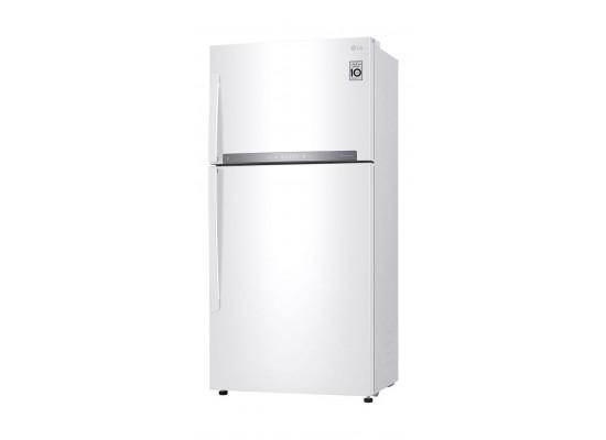 LG 16.77 Cu. Ft. Top Freezer Refrigerator - LT18CBBWLN e