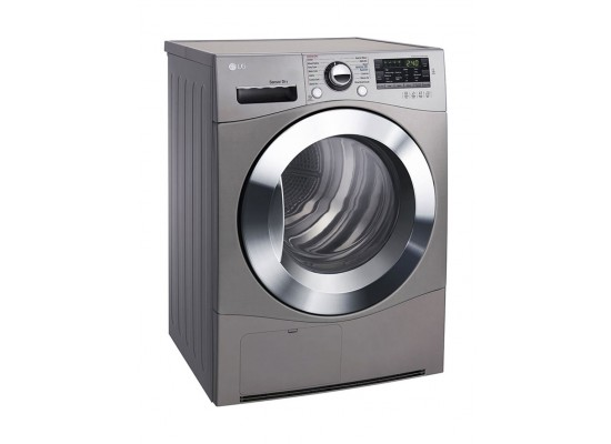 LG 7KG Front Load Dryer (RC7066G2F) - Silver