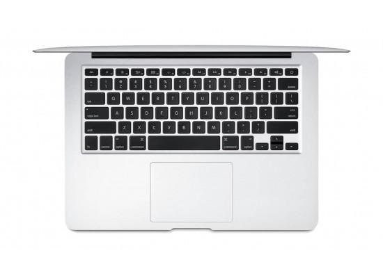 ماك بوك إير- كورآي٥ - رام ٨ جيجابايت - ١٢٨ جيجابايت إس إس دي - شاشة ١٣,٣بوصة - فضي (لوحة مفاتيح انجليزي / عربي) - MQD32AB/A